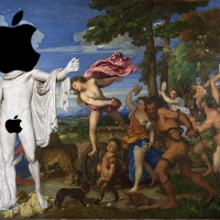 What a Tragedy! The Appleonian Drama of Tim Cook and our Dionysian Distraction