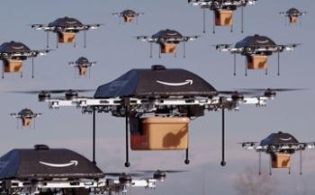 droning