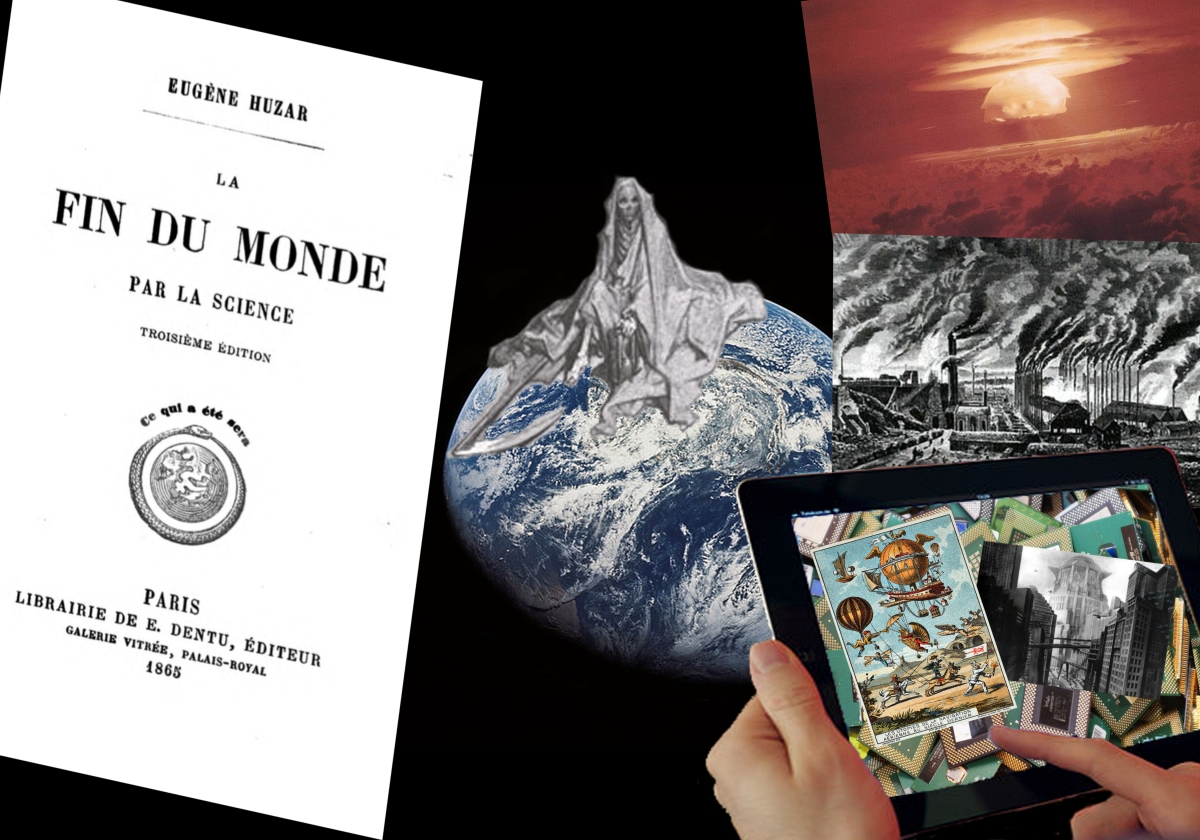 """The End of the World by Science"" – an English translation of Eugene Huzar's ""La Fin du Monde par la Science."" Part 4"