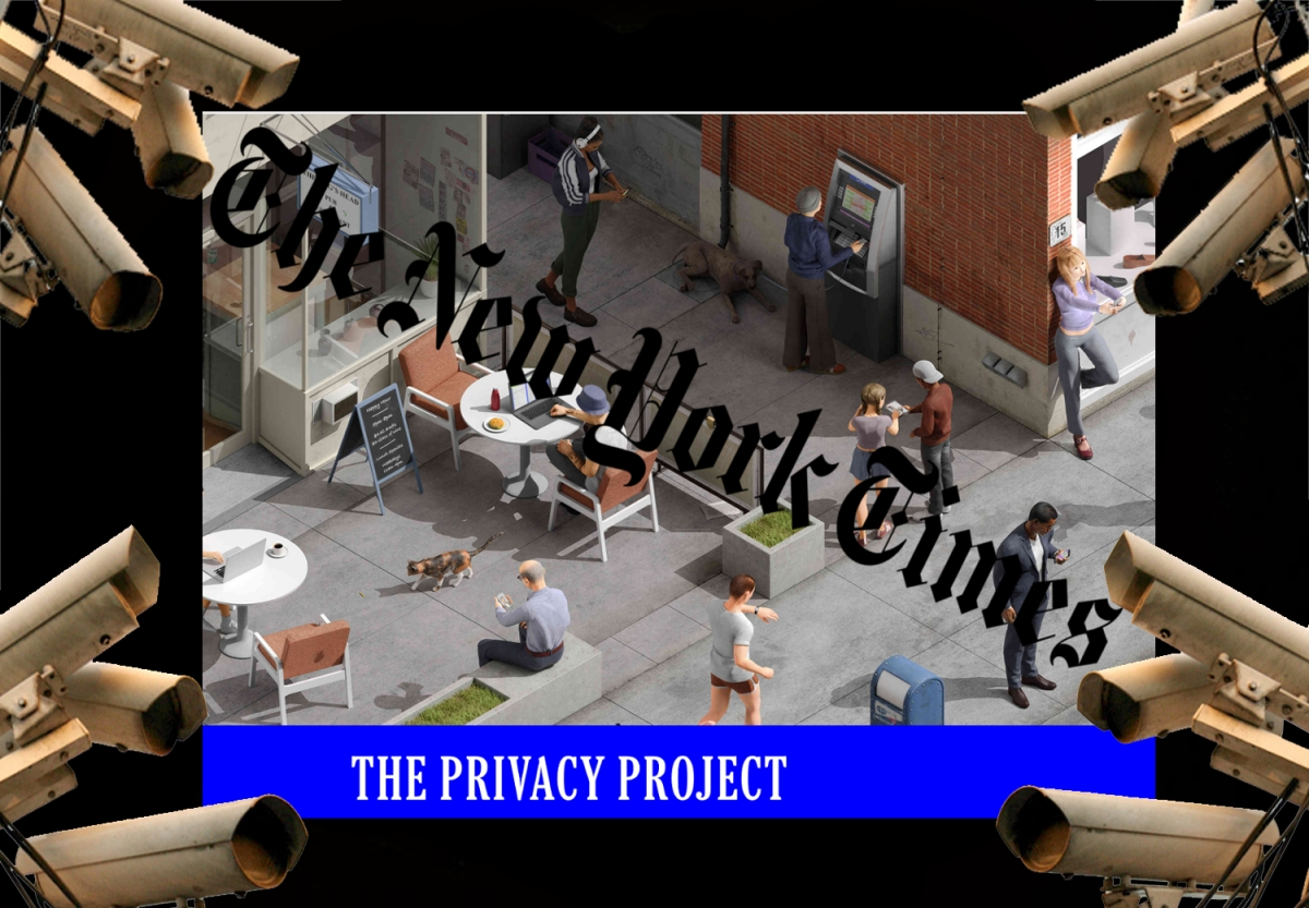 """Cover Your Tracks!"" - A Critique of the Privacy Project from The New York Times"