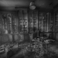What to do if you Encounter Paranormal Forces at the Library